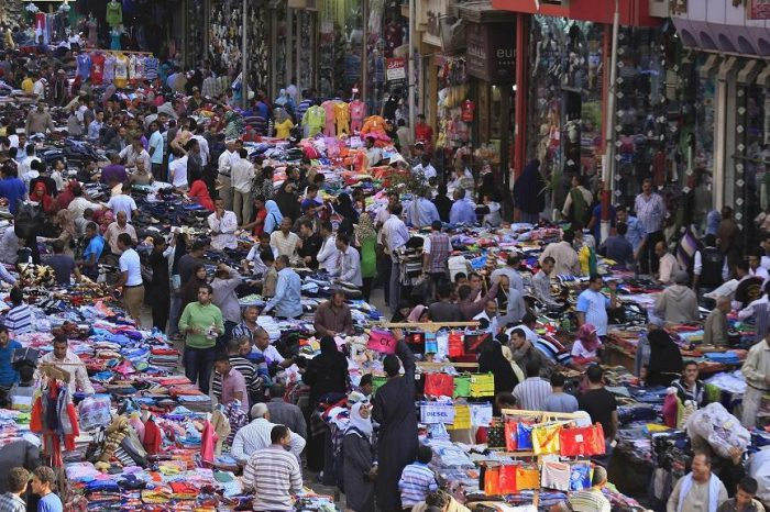 Egypt Population  Passes 100 Million