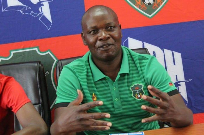 Flames Coach Mwase Names Squad,  To Start Camp Monday