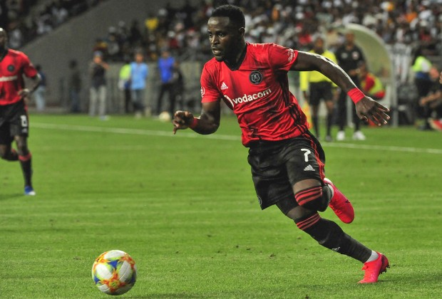 Orlando Pirates to Lose  Gaba