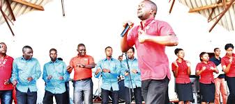 Mighty Ndirande Anglican Voices Clocks 20 Years