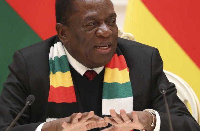 Zimbabwe President Mnangagwa Bans Wedding Ceremonies