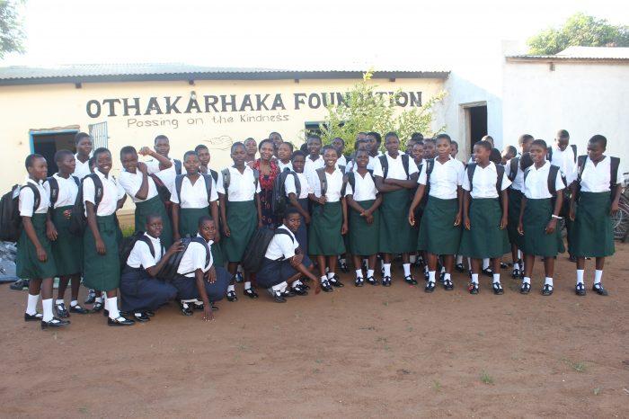 Put God First - NGO Tells Secondary School Students