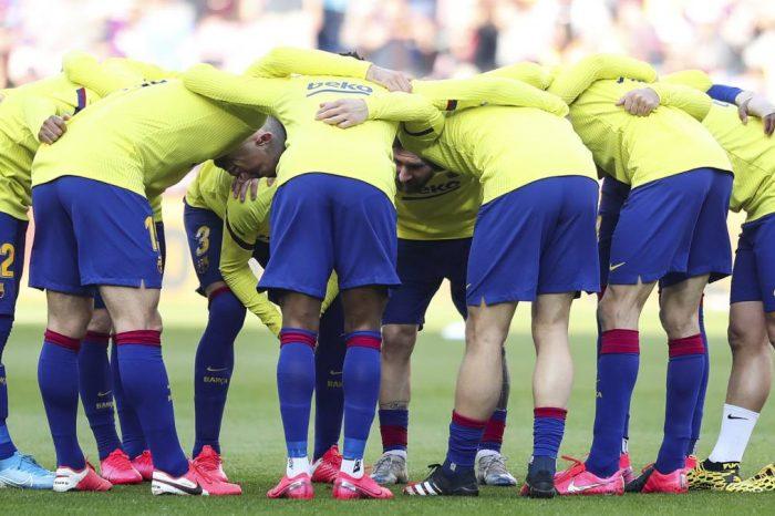 Barcelona Starts Individual Training