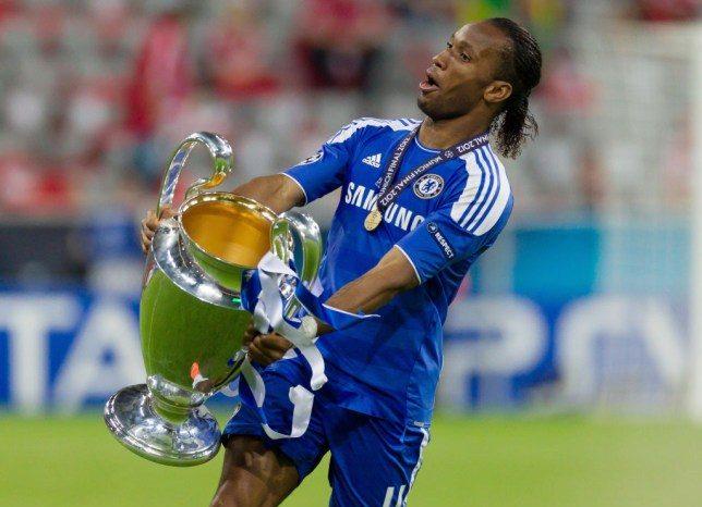 Didier Drogba's night to remember