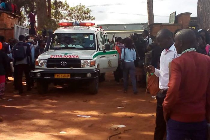 Job Seekers Injured In A Stampede In Mzuzu