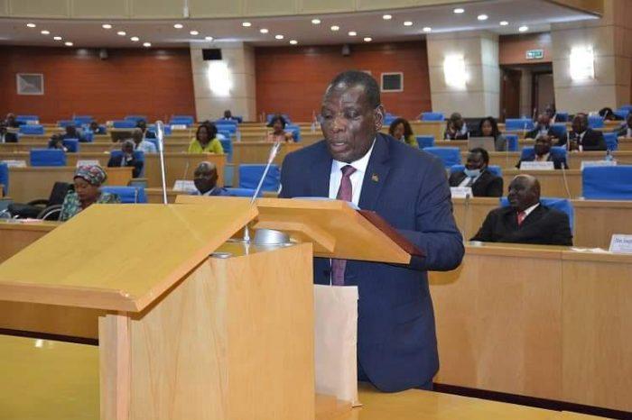 Malawi's Finance Minister Presents MK 2 Trillion Budget
