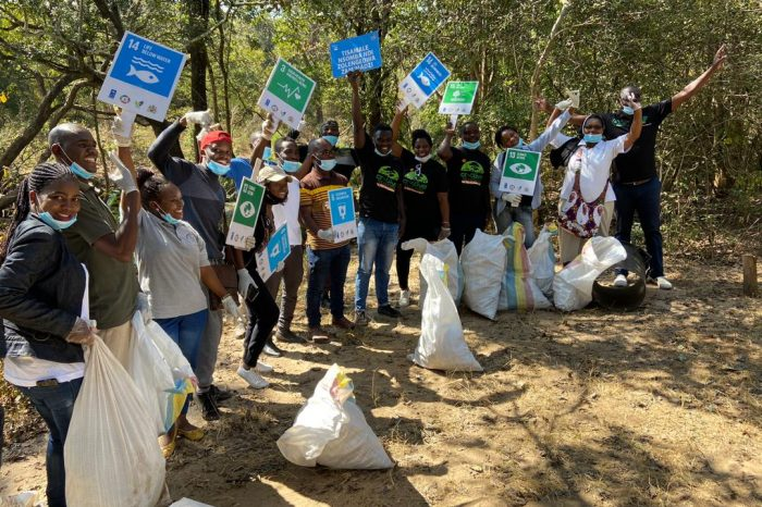 Youth Challenged to Conserve Environment