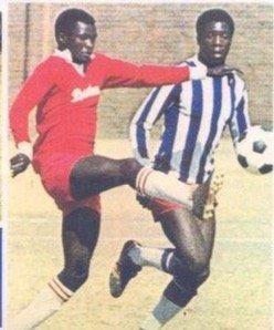 Kinnah Phiri Malawian legend