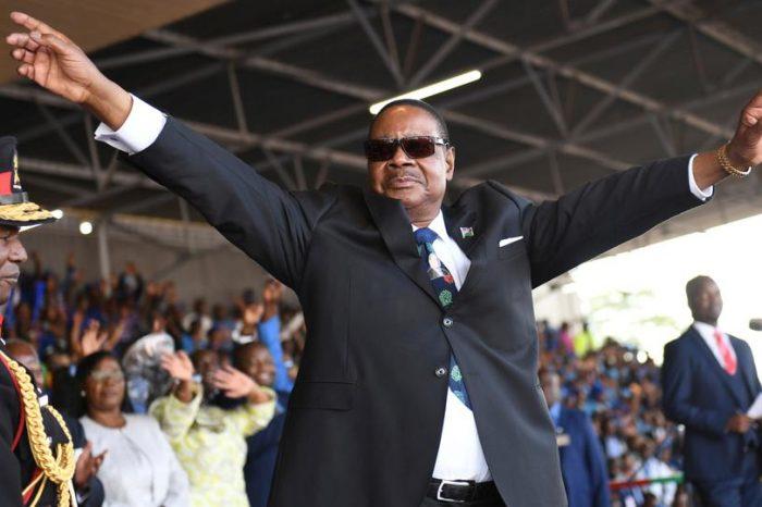Malawi President Mutharika Winds Up Campaign