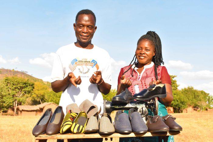 Shoe Making Takes Shape in Mchinji