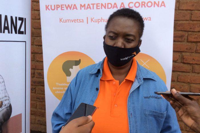 World Vision Malawi Pledged Support Amid Covid-19
