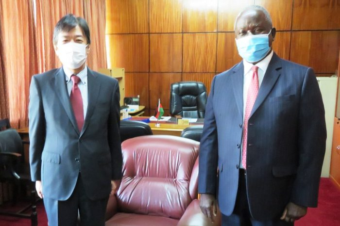 Malawi Receives MK2 Billion Grant From Japan To Fight Against COVID-19