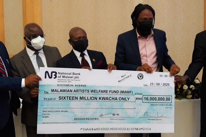 Malawi Launches Artists' Welfare Fund