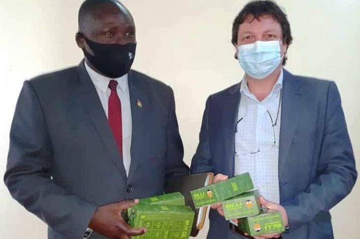 UNICEF Donates 90 Smart Phones to Malawi