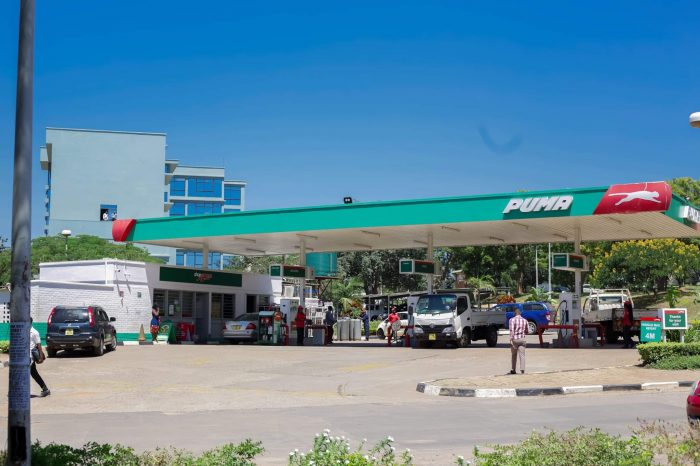 PUMA Energy Malawi Goes Electronic In Fuel Purchase
