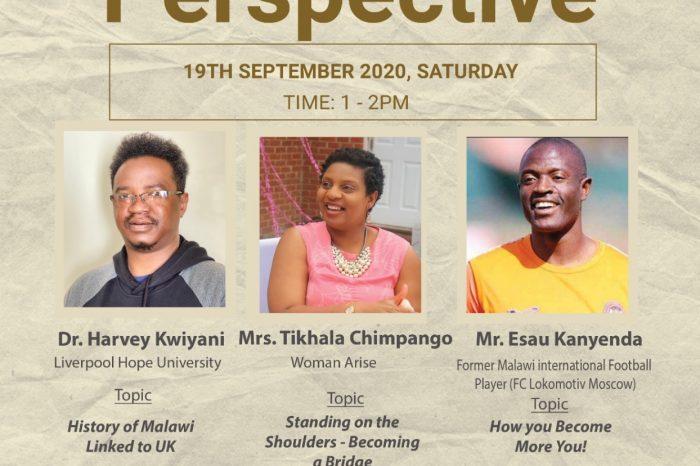 Flames Heritage Malawi organises Youth Zoom Seminar