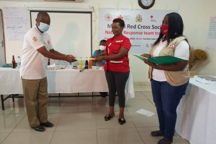 Malawi Red Cross Society Geared To Respond To Disasters
