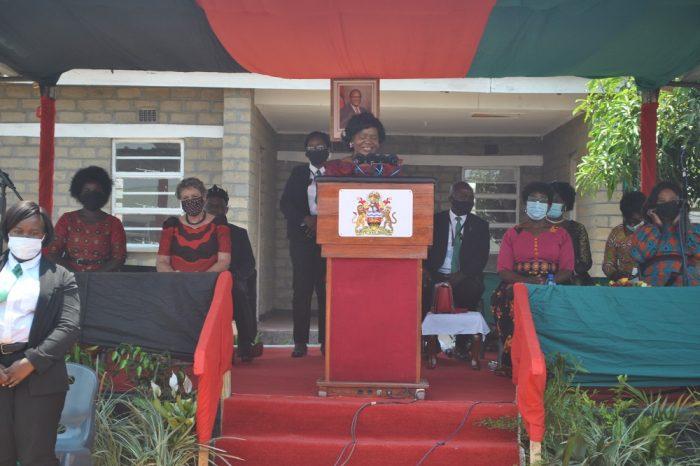 Former Member Of Parliament Hands Over School to Govt