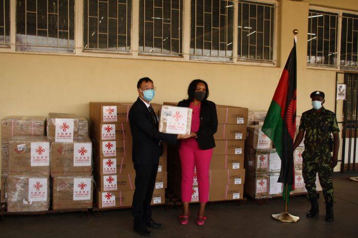 China Donates Medical Supplies Worth US$ 1 Million To Malawi
