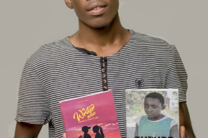 UNILIA Student Authors Two Novels