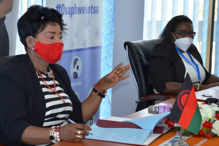 Malawi Commits to Promote Sign Language