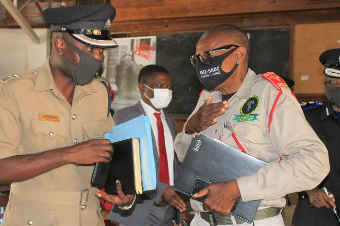 Malawi Police Geared To Protect Wildlife, Forestry Products