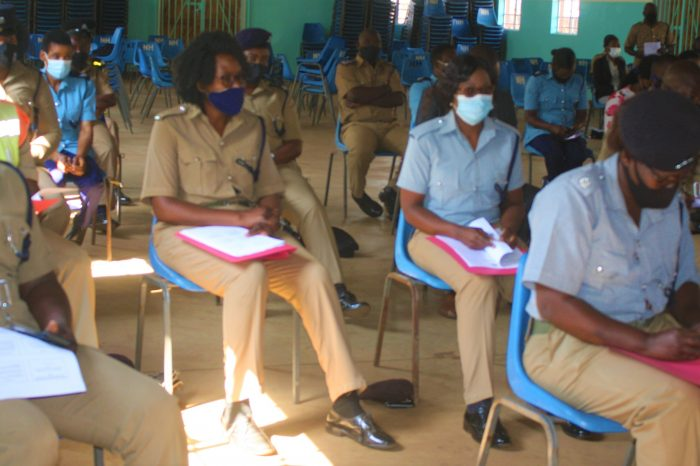 Police Officers Asked to Upgrade Their Education