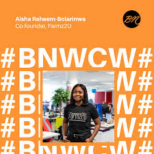 How #BellaNaijaWCW Aisha Raheem-Bolarinwa of Farmz2U is Helping Farmers  Grow Their Business | BellaNaija