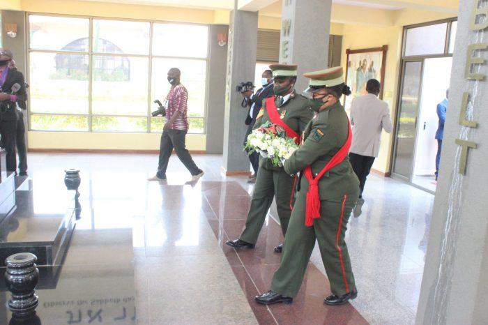 Zambia Saluted For Honouring Mwanawasa, Chiluba, Sata