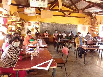 Edukans Foundation Trains School Leaders In Management Skills