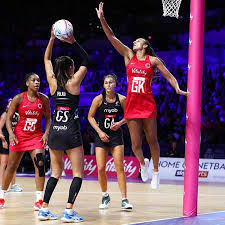 University of Chichester to welcome world netball star Geva Mentor |  University of Chichester