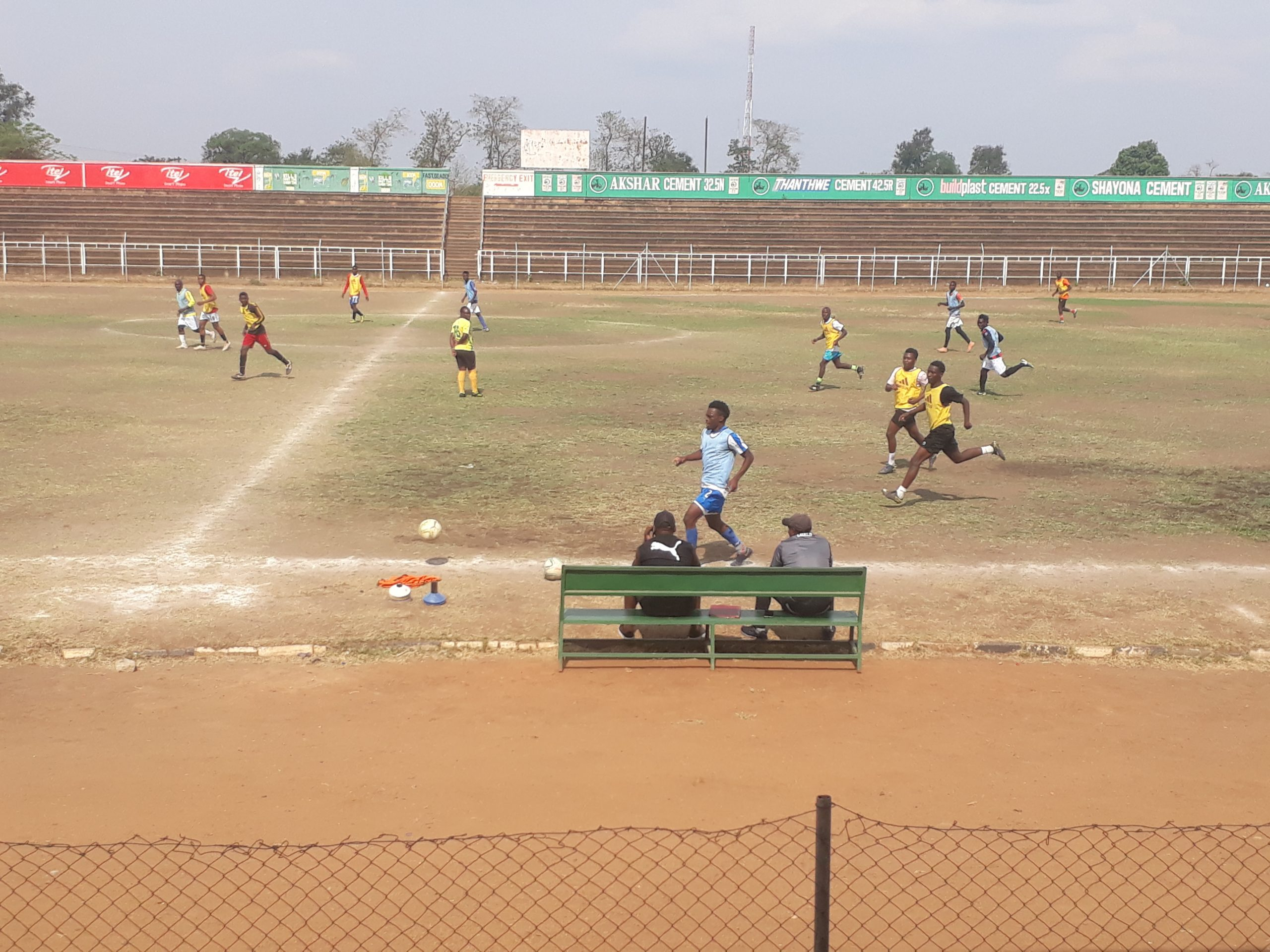 CIVO trial candidates. photo by Andrew khabwira
