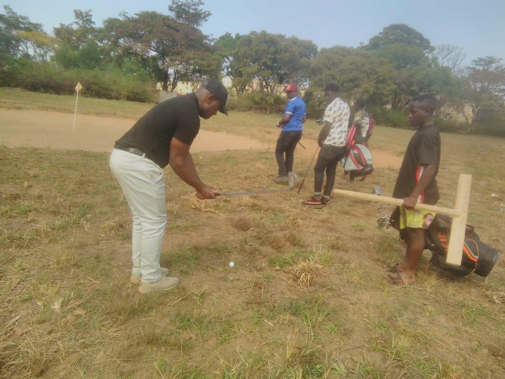 Chazema_ One of my objectives was to revive Mzuzu Golf Club- Pic By- Gracian Jeke- Mana