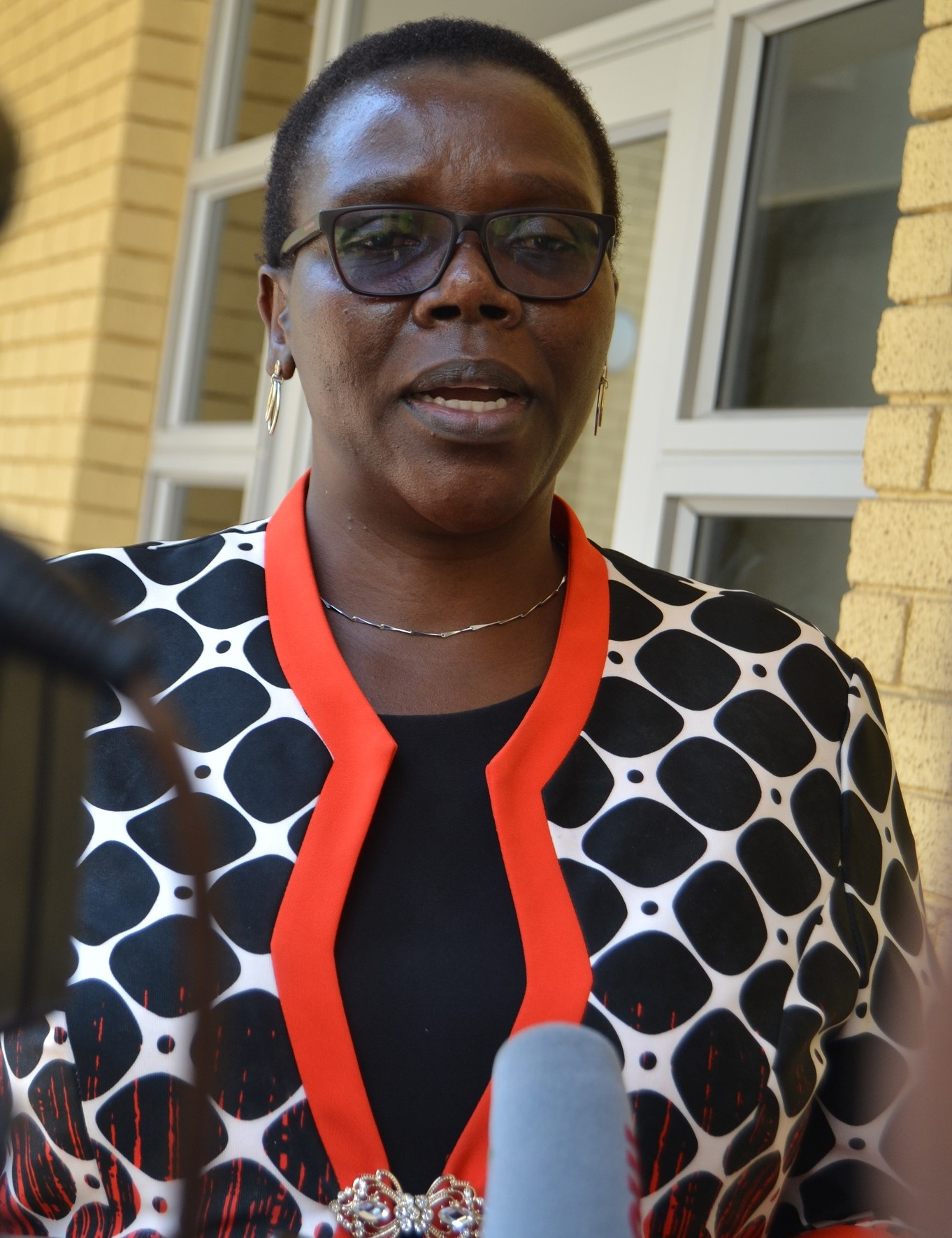 None-Governmental Organisation Chairperson of Corporate Committee, Martha Mkadawire-Photo Arkangel Tembo, Mana